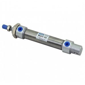 MA Series Stainless Steel Mini Pneumatic Cylinder ISO6432