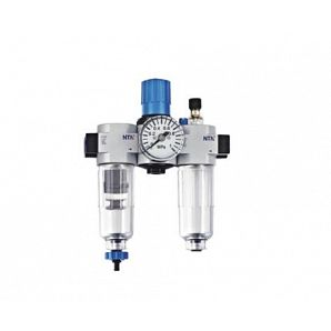 DC Series Filter+Regulator+Lubricator