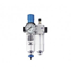 DC Filter Regulator+Lubricator
