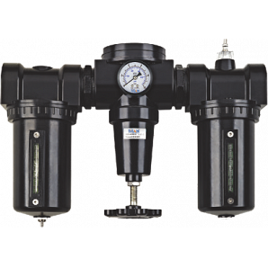 AC Big Flowrate Filter Regulator Lubricator