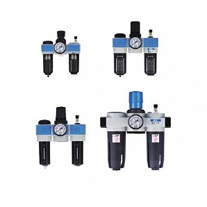 U Series Filter+Regulator+Lubricator