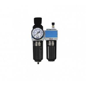 U Series Filter Regulator+Lubricator