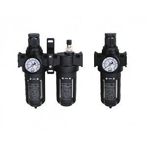 SFC Series Filter Regulator+Lubricator