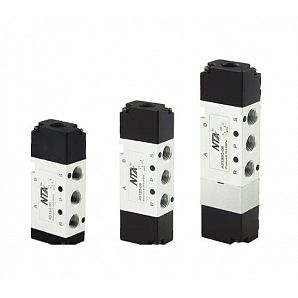 A5100 Series 5/2 or 5/3 Pneumatic Directional Control Valve