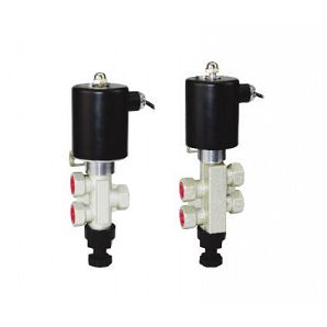 DFL Series 3/2 or 4/2 Direct Acting Solenoid Valve