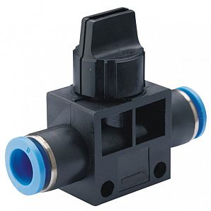 HVFF Shut Off Valve/Finger Valve/Hand Valves/Residual Relief 3 Port Valve