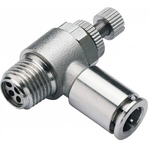 MSL Brass Throttle Control Valve