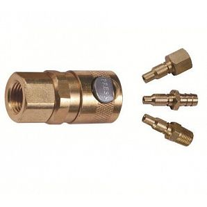 Australian Type Pneumatic Quick Coupler