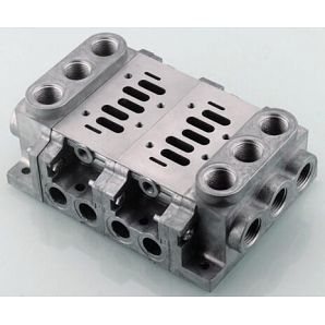 ISO2 3/8'' Series Parallel Manifold