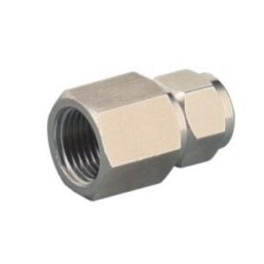 MTPCF Brass Female Connector/ Female Straight Brass Compression Fitting/Compression Air Fitting/Metal Compression Fitting