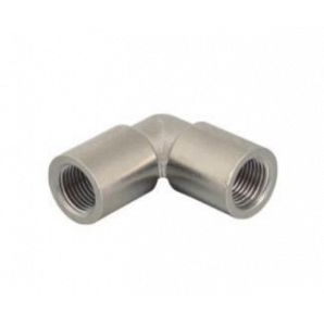 A-PVF Brass Female Elbow