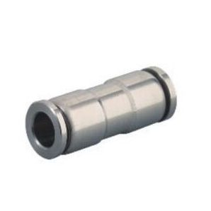 SS-PU Stainless Steel Straight Through Push in Connector/Stainless Steel Straight Push in Fitting/Stainless Steel One Touch Tube Fitting/Stainless Steel Push to Connect Fitting