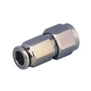SS-PZ Stainless Steel Push-in Push-on Adapter/Stainless Steel Push-in Push-on Fitting/Stainless Steel One Touch Tube Fitting/Stainless Steel Push to Connect Fitting