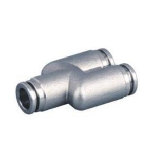 SS-PY Stainless Steel Union Y Push in Connector/Stainless Steel Union Y Push in Fitting/Stainless Steel One Touch Tube Fitting/Stainless Steel Push to Connect Fitting