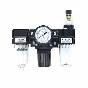 AC Filter+Regulator+Lubricator