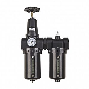 AC Series Big Flow Filter Regulator+Lubricator